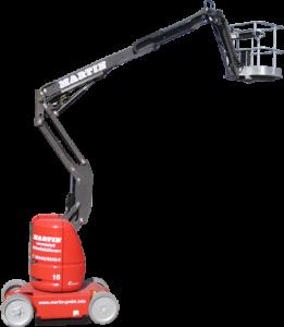 120 AETJ C 3D Compact © Martin-Arbeitsbühnen